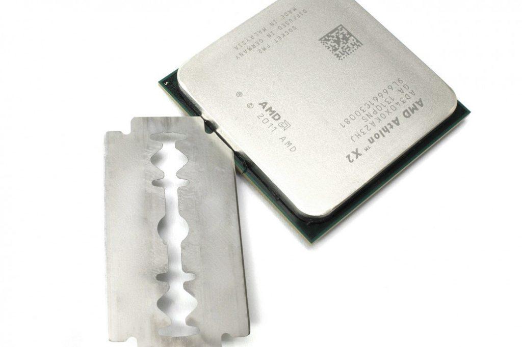 CPU delid temperatuur verlagen