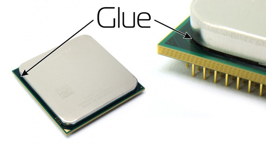 CPU delidden Temperatuur verlagen
